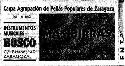 Concierto de despedida de Mas Birras